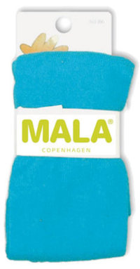 Mala Tights, Turquoise