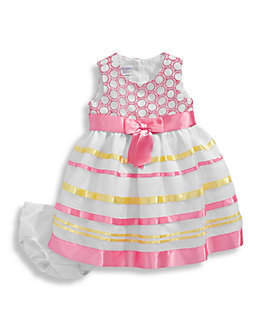 Bonnie Jean Candy Baby Dress