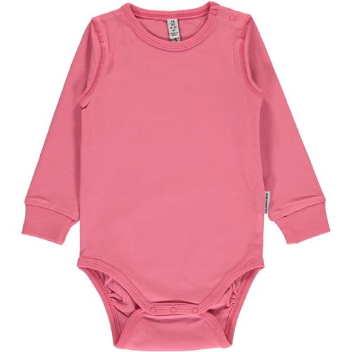 Maxomorra Ls Body, Rose Pink