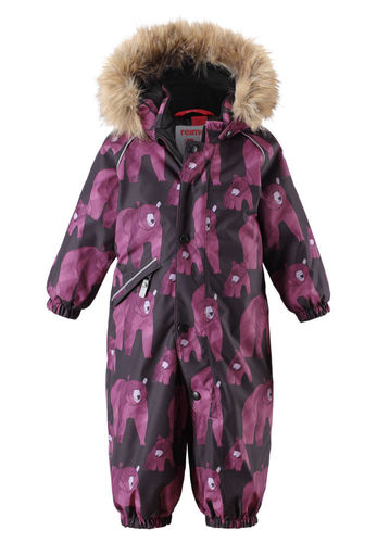Reimatec Lappi Bear Toppahaalari, Heather Pink