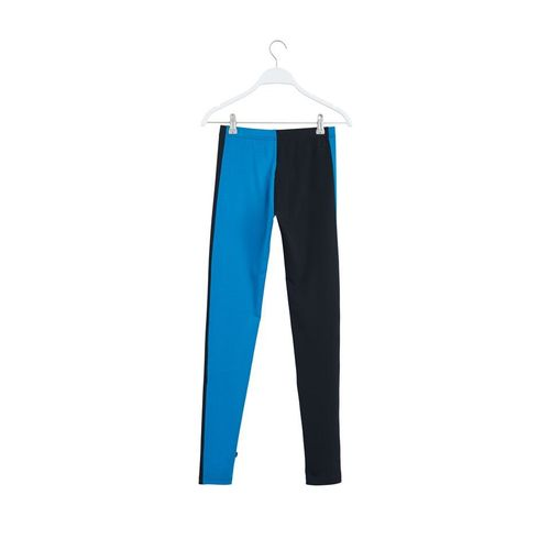 Papu Devided Leggings, Urban Blue XS