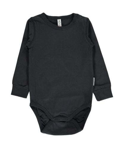 Maxomorra Ls Body, Black