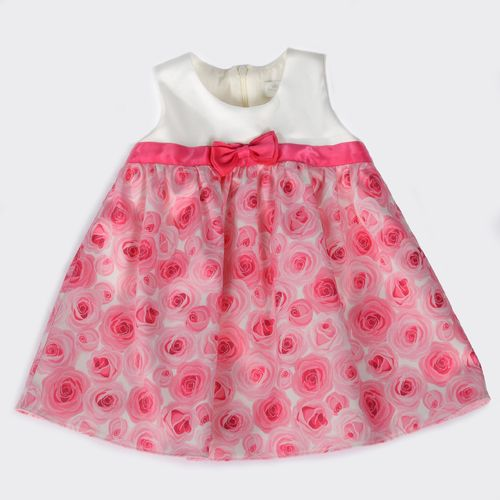 Mingnelin Roses Baby Dress