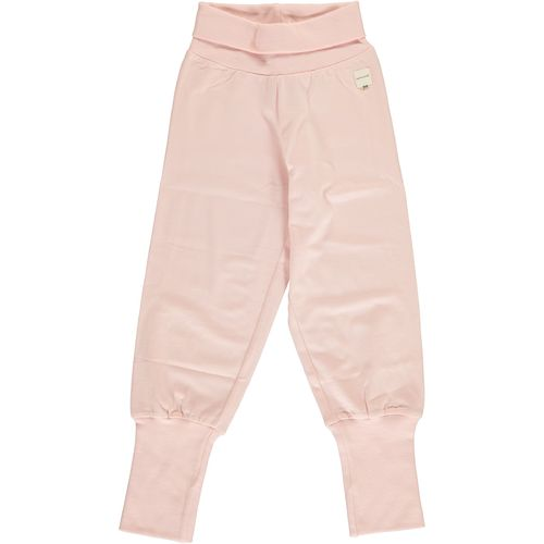 Maxomorra Sweatpants, Pale Blush