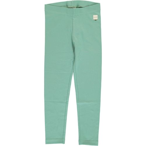 Maxomorra Soft Teal Leggings