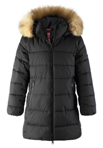 Reima Winter Jacket Lunta, Black