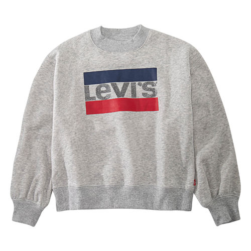 Levi`s Ls Sweat Shirt Oversized Crew
