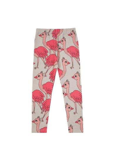Dear Sophie Sand Lady Ostrich Leggings
