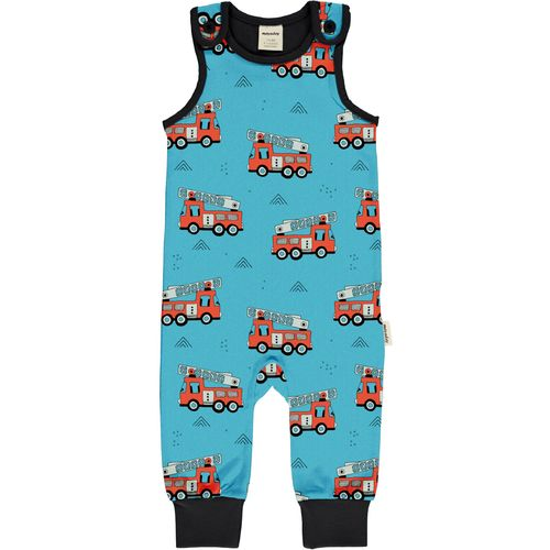 Meyadey Playsuit Fire Trucks