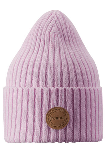 Reima Hattara Beanie, Light Rose Pink