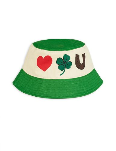 Mini Rodini Clover Bucket Hat