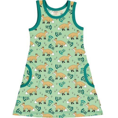 Meyadey Dress Ns Wild Fox