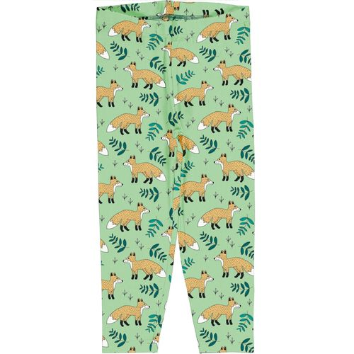 Meyadey Leggings Cropped Wild Fox