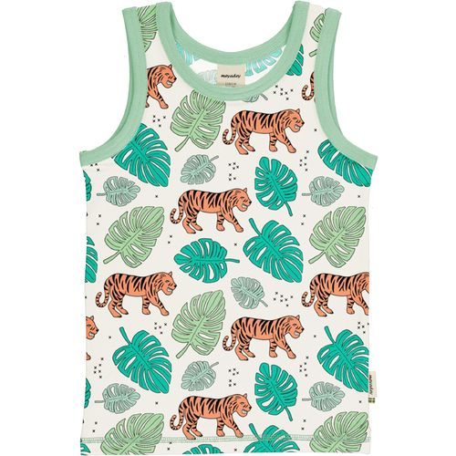 Meyadey Tank Top Tiger Jungle