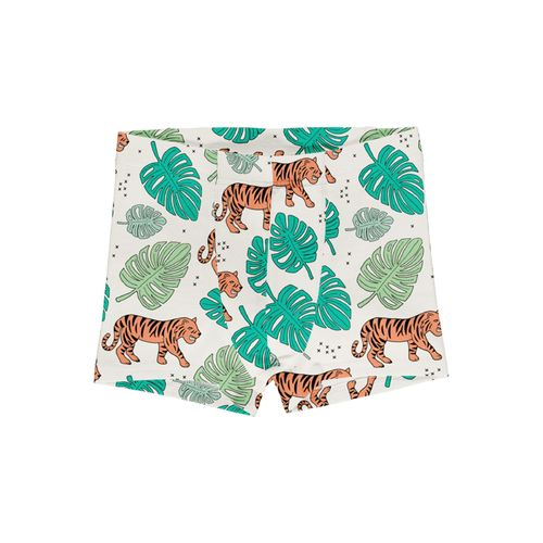 Meyadey Boxer Shorts Tiger Jungle