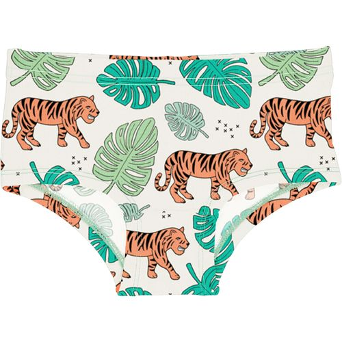 Meyadey Briefs Hipster Tiger Jungle