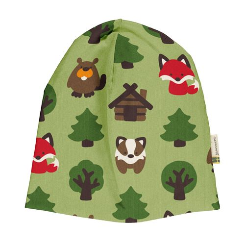 Maxomorra Hat Green Forest