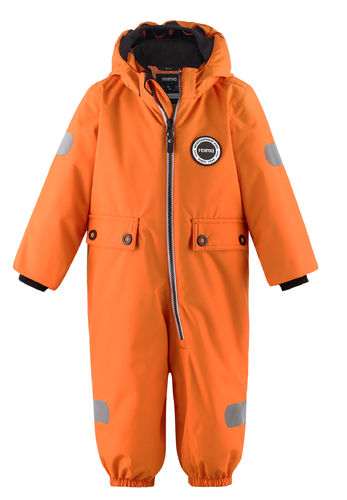 Reimatec Marte Winter Overall, Orange