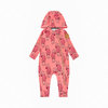 Dear Sophie Parrot Pink Overall