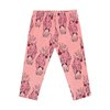 Dear Sophie Parrot Pink Leggings
