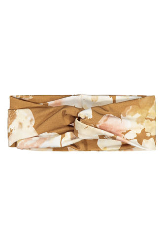 Kaiko Knot Headband Marble Meadow